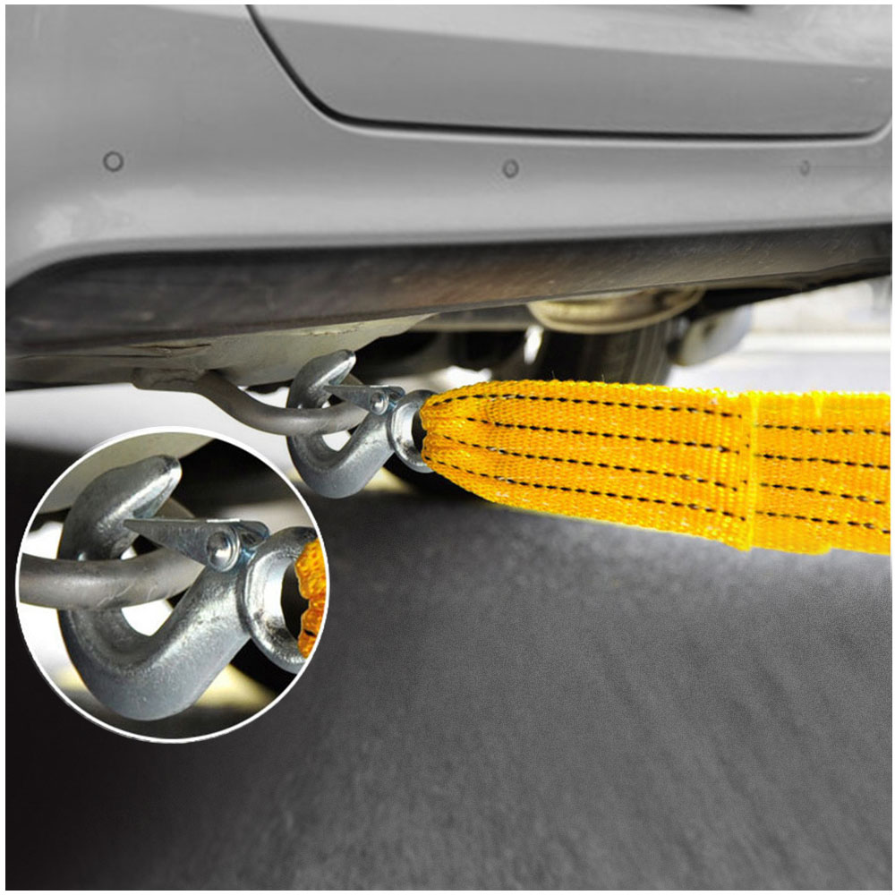 Universal Auto Schlepptau Seil Strap Gürtel Heavy Duty Self Rettungs ...
