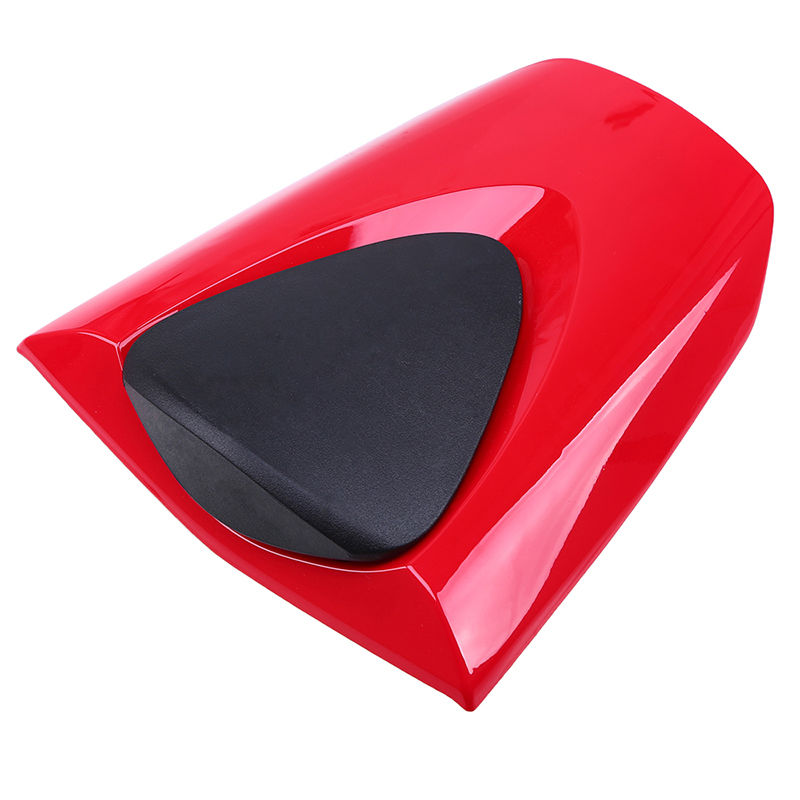 Motorcycle Rear Seat Cover Cowl Solo Cowl For Honda CBR600RR CBR 600 RR 2007 - 2012 Red Brand New for honda cbr600rr 2007 2008 2009 2010 2011 2012 motorbike seat cover cbr 600 rr motorcycle red fairing rear sear cowl cover