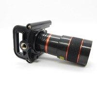 광학 줌 카메라 렌즈 망원경 망원 렌즈 범용 클립 iphone