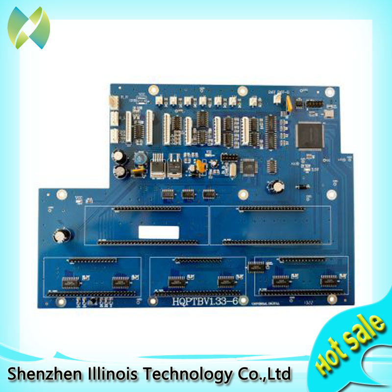 Infiniti / Challenger FY-3276HA 6head 50PL Printhead Board printer parts набор шьем кармашек веселая бабочка 3276