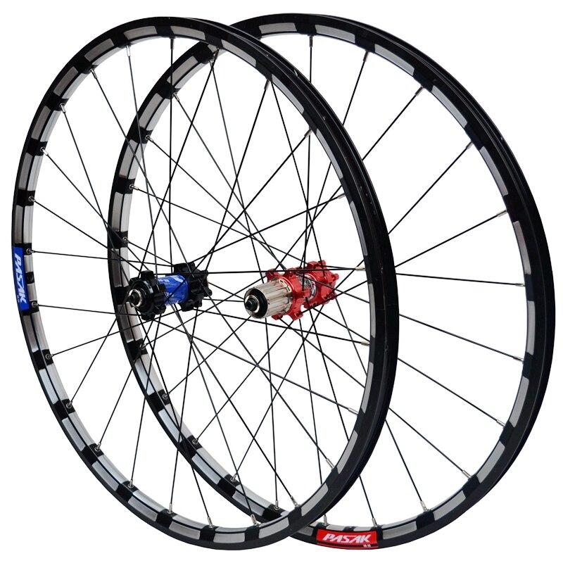 Новое поступление сверхлегкий с ЧПУ М - Кросс зеркальных диска РФА выпуск 26 27.5 29 дюймов MTB велосипед колесных пар