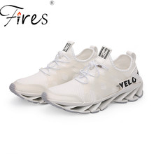 Fires 45 Men's Sneakers Sport Running Shoes Brand High Quality Mesh Running Shoes Breathable Walking Footwear Zapatillas Hombre