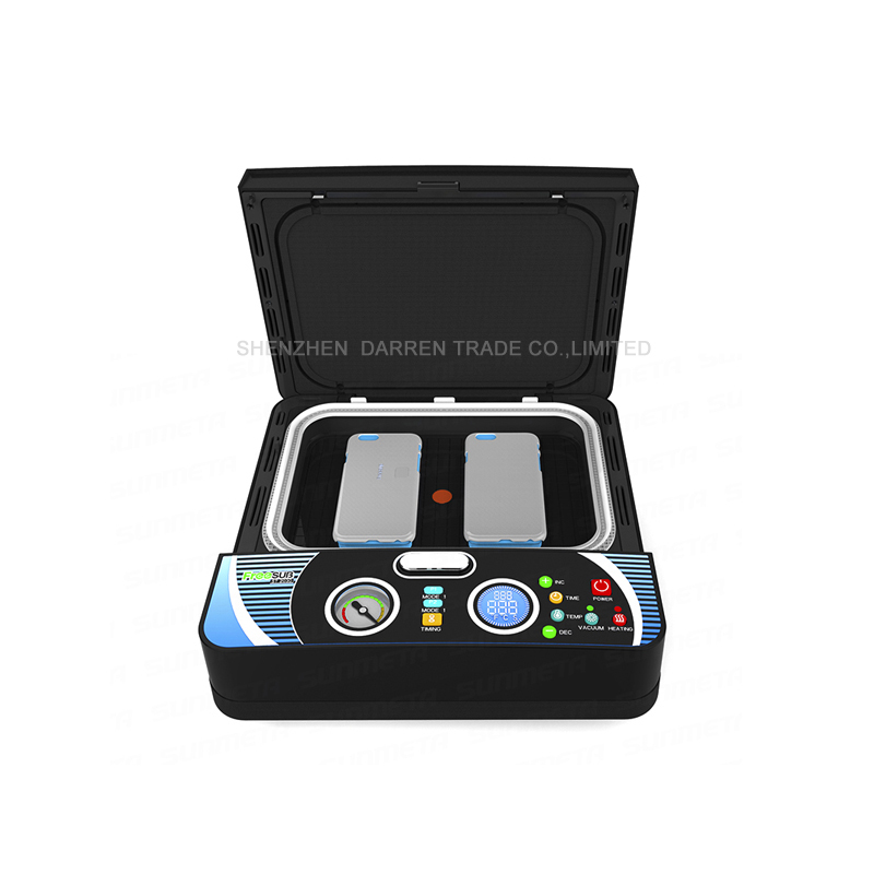 3D Sublimation Heat Transfer Machine 3D Vacuum Heat Press Machine for All Sublimation Phone Cases ST-2030 1pc mould for 3d ipad case 3d vacuum sublimation machine heat press transfer