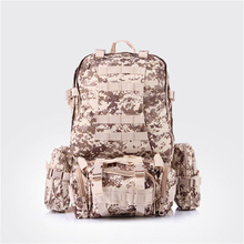 Men Military backpack Tactisch Camouflage backpack Molle System Saver Bug Out Bag Survival backpack military Travel Bags