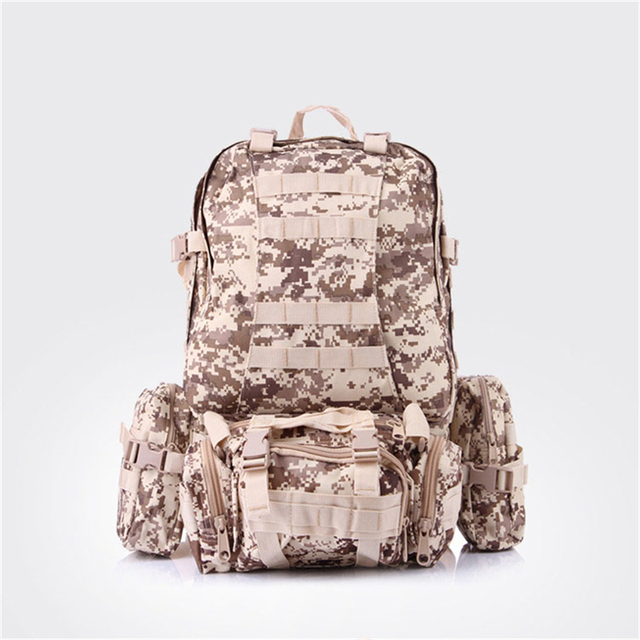 Men Military Backpack Tactisch Camouflage Molle System Saver Bug Out Bag Survival Travel