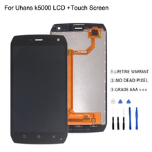 For Uhans K5000 LCD Display Touch Screen Digitizer Original Quality Phone Parts