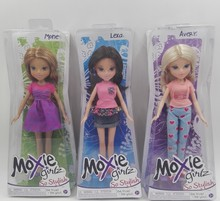 1 PC quality color hair doll DIY gift mga.to Moxie girlz doll barbie doll baby DIY Christmas best children present