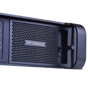 Image 5 - 4 Channel 4*2500 Watts Class TD 10000q line array sound system audio professional power amplifier Tulun play TIP10000q