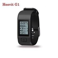 Hesvit g1 bluetooth 4.0 смарт браслет монитор сердечного ритма смарт-группы шагомер фитнес-трекер сна водонепроницаемый смарт-браслет
