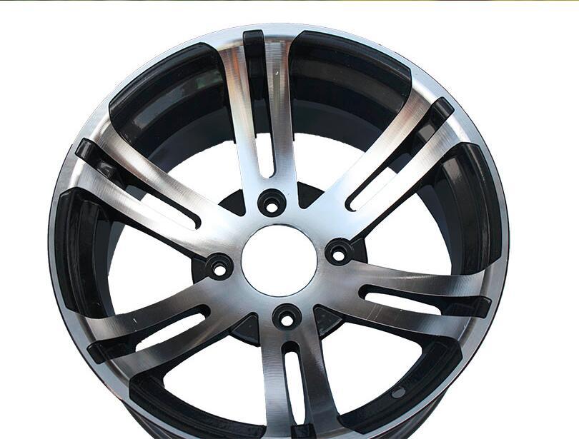 STARPAD pour trois tours de Kawasaki ATV accessoires en alliage d'aluminium roues pneus plats 235/30-14 pouces roues, 1 PCS/LOT