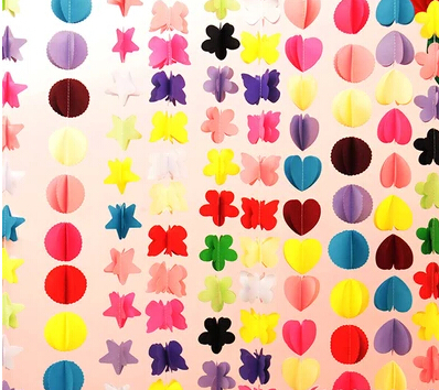 Colorful Chinese Handmade Paper-cuts To Celebrate Children