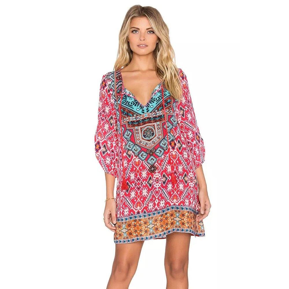 Online Get Cheap Flowy Summer Dresses -Aliexpress.com | Alibaba Group