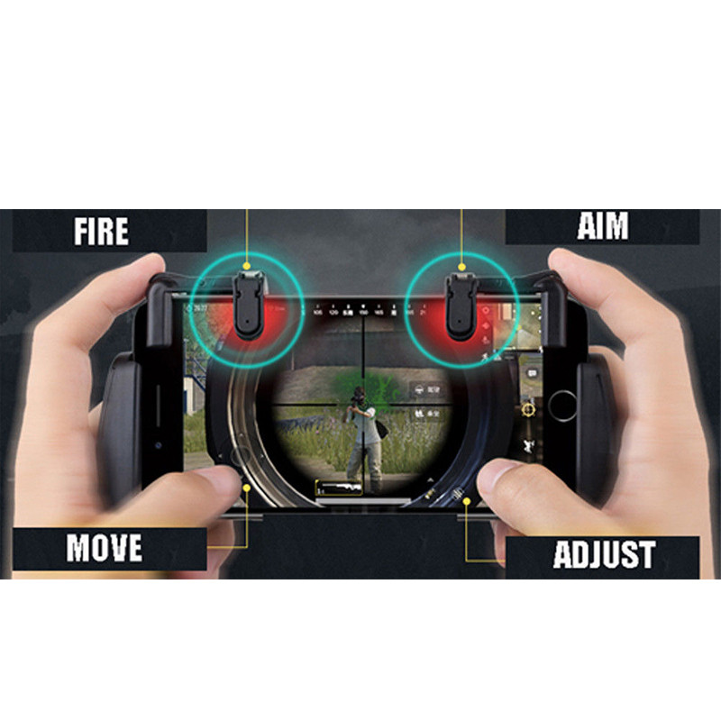 For Universal Mobile Phone Game Controller Shooter