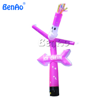 car wash inflatable dancing tube man,flower inflatable Mini air sky dancer/leg flying dancer with air blower for advertising