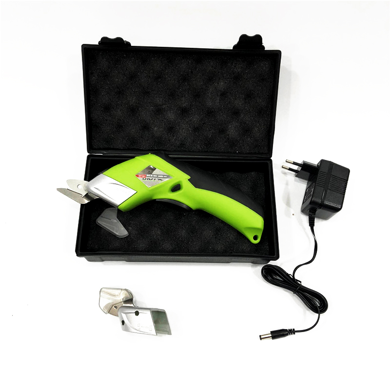 Multipurpose Electric Scissors Cordless Chargeable Fabric Sewing Scissors Handheld Hand Tools Electric