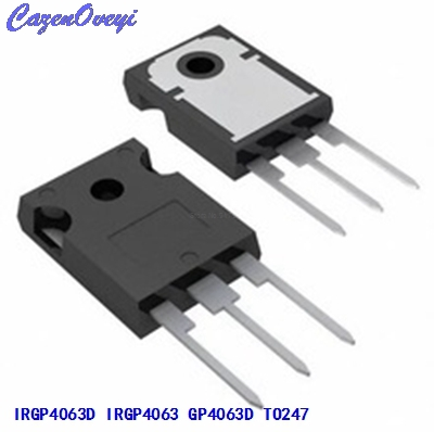 10pcs/lot IRGP4063DPBF IRGP4063D IRGP4063 GP4063D TO247 In Stock