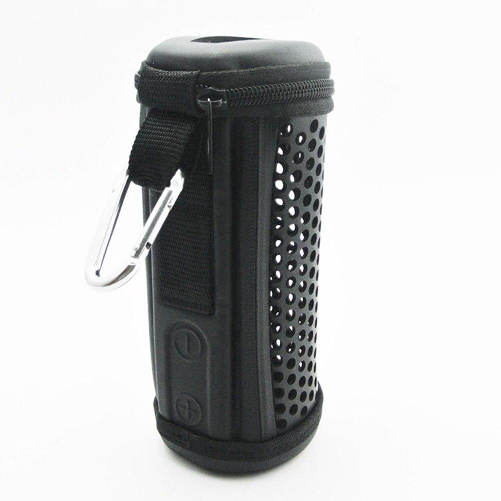 Wireless Speakers Carrying Bag Zipper Bike Mount Molded Case Cover Sleeve For J B L Flip 3 Bluetooth Speaker