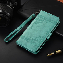 Flip Leather wallet Case For Xiaomi Pocophone