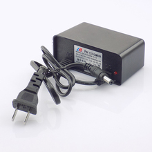 DC 12V 2A Outdoor Waterproof Power Adapter Charger CCTV Security Camera Power Supply Adapter EU US Plug