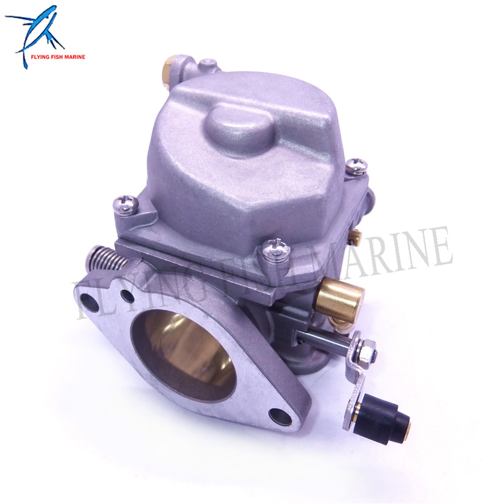 Outboard Motor 346-03200-0 346032000M  Carburetor Assy For Tohatsu Nissan NS25C3 NS30A4 M25C3 M30A4 30HP 2-Stroke Boat Engine