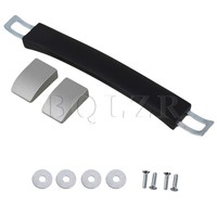 BQLZR 14cm Black B009 Spare Strap Handle Replacement For Suitcase Box Luggage