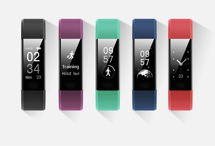 Makibes ID115 PLUS smart wristband (23)