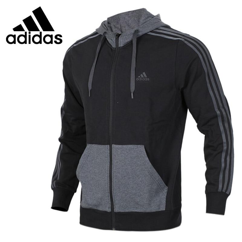 Original New Arrival 2018 Adidas ISC HTT FLC 3S Men's jacket Hooded Sportswear цена