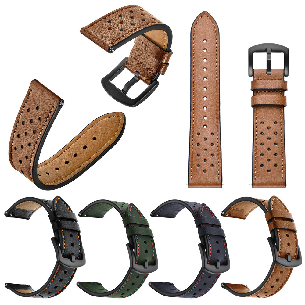 Smart Electronics Open-Minded Smartwatch Smart Watch Strap Smartband Portable Leather Watch Band Wrist Straps Bracelet For Amazfit Stratos Smart Watch 2/2s Sufficient Supply Consumer Electronics