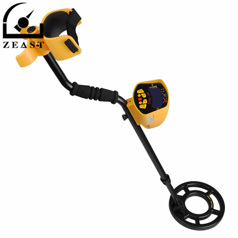 MD3010II Professional Fully Automatic Metal Detector Undeground Gold Digger Treasure Hunter with LCD Display фара противотуманная 2190 гранта прав автосвет димитровград 37 3743010
