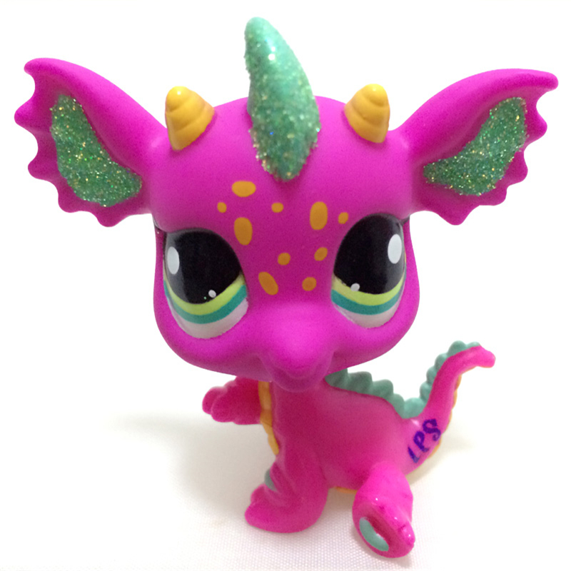 Raer Lps Pet Toys Shop Free Shipping Dinosaur Pink Unicorn Short Hair Cat Collect Suitable Action figure Children Best GiftRaer Lps Pet Toys Shop Free Shipping Dinosaur Pink Unicorn Short Hair Cat Collect Suitable Action figure Children Best Gift