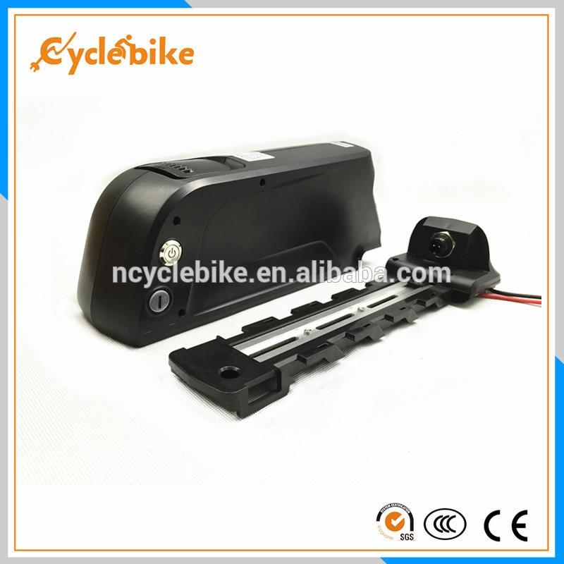 NC-021 48V 11.6Ah 전기 자전거 리튬 이온 2900mAh 18650 배터리 팩