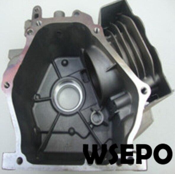 Фотография Top Quality! Crankcase/Cylinder Block Case for MZ175/166F 04 Stroke Gasoline Engine,EF2600 Generator Parts
