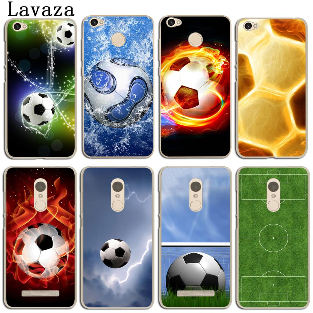 Lavaza Soccer Football Sports court Phone Case for Xiaomi Redmi 4X Mi A1 6 5 5X 5S Plus Note 5A 4A 2 3 3S 4 4X Pro Prime MiA1