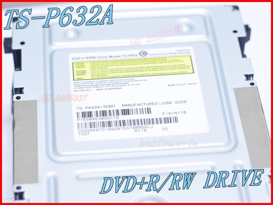 ФОТО 100% New original nintaus DVD+R/RW DRIVE Model TS-P632A /SDBH Record Driver TS-P632A Optical pickup Loader TS P632D TS-P632
