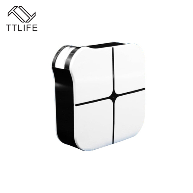 TTLIFE4 USB 5.4A Universal Travel Charger Adapter Portable UK Plug Multiple Ports Smart Charger for Mobile Phones Tablet Charger