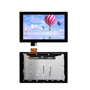 Digitalizador touchscreen para sony xperia tablet, display de reposição para celulares sony xperia tablet z sgp311 sgp312 sgp321, 10.1