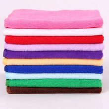 5pcs/pack Washing Cloths Bamboo Napkins Microfibre Dishcloths Rags Towel Fiber House Cleaning Cleaner Gadgets Hot
