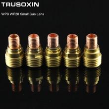 Купить с кэшбэком Welding Tools TIG Welding Machine Accessories/Consumables porcelain WP26 17 18 Torch Shield Cups Nozzles