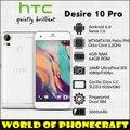 HTC Desire 10 Pro Dual SIM 4 ГБ RAM 64 ГБ ROM Большой Хранения Octa Ядро 20MP 5.5 Большой Экран LTE FDD TDD 3000 мАч Супер смартфон