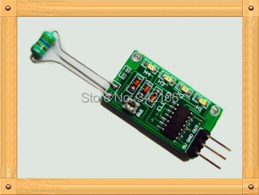 Free Shipping!!! 2pcs Electromagnetic detection sensor / voltage output / LED display intensity module sensor