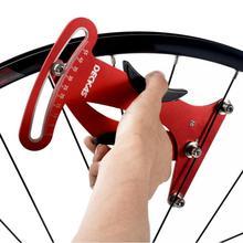Deckas ferramenta de reparo tensiômetro attrezi, medidor e indicador de formação de tensão para raios da roda de bicicleta
