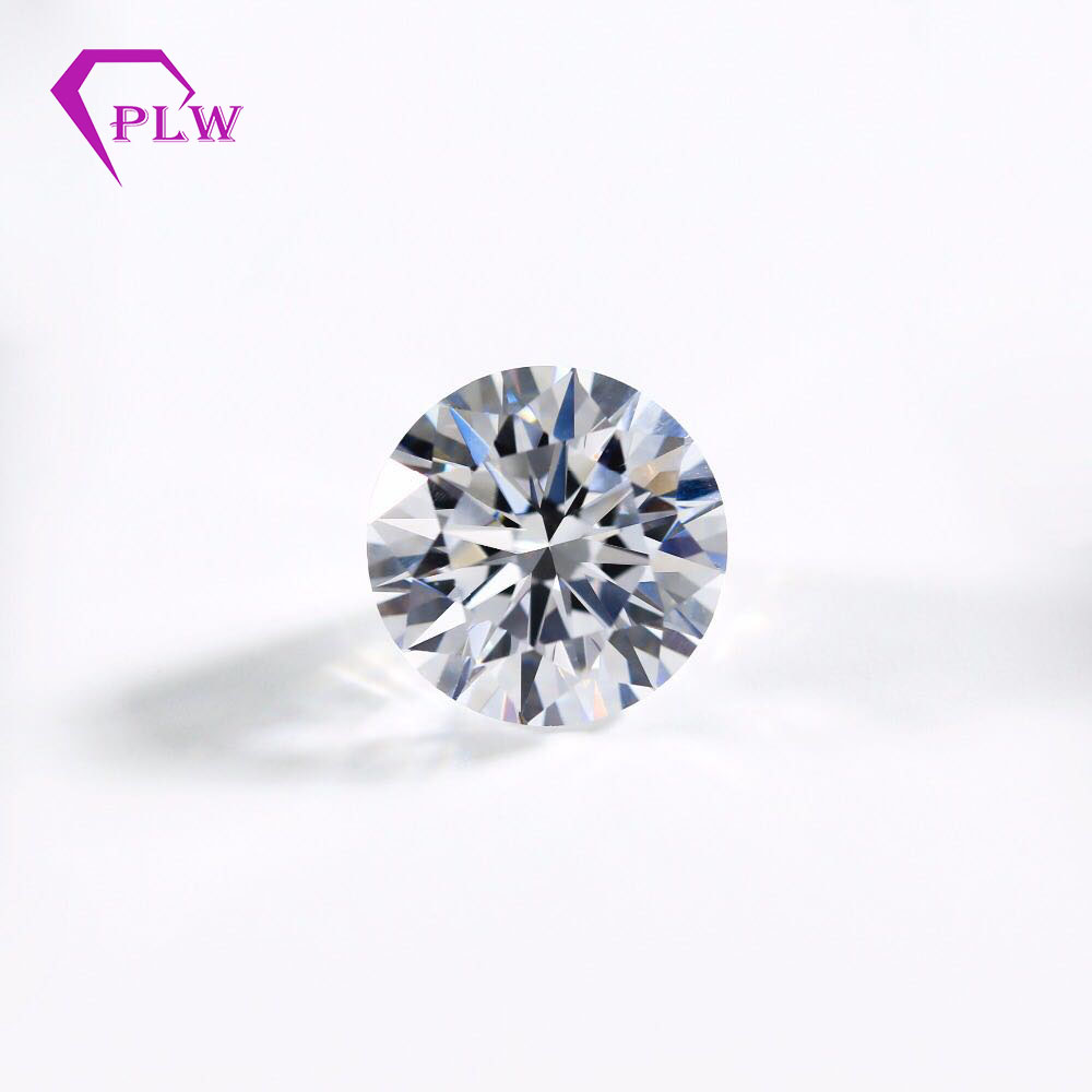 Best Quality EF Color 0.01ct*110pcs/Pack From Provence Jewelry Melee Moissanite Look Like The Real Diamonds For Ring Necklace