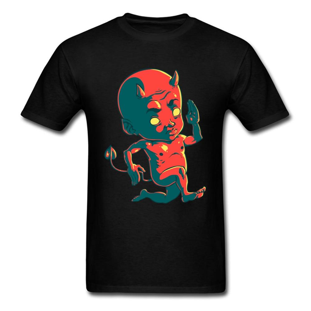 Red Devil Мальчики Прохладный Футболка 2018 последние Дизайн 3D печати бренд футболки распродажа высокое качество Демон Графический Футболка для ...