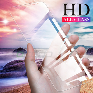 Image 5 - 3Pcs מגן זכוכית לסמסונג גלקסי A7 A9 2018 A6 A8 J4 בתוספת מסך מגן זכוכית מחוסמת עבור Samsung a50 A51 A40 J6 J4