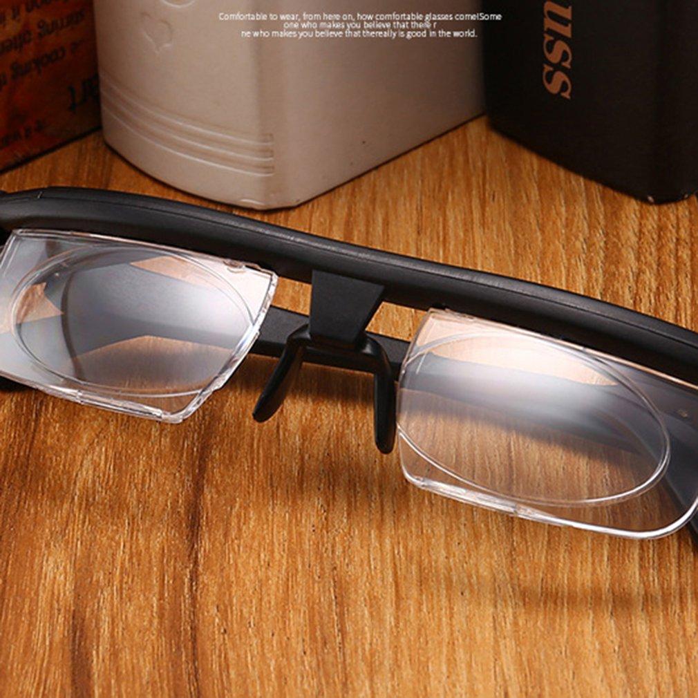 TR90 Big Vision Magnifying Reading Glasses Flameless Lightweight Eyewear Magnifier 250 Degree Vision Lens For The Elderly
