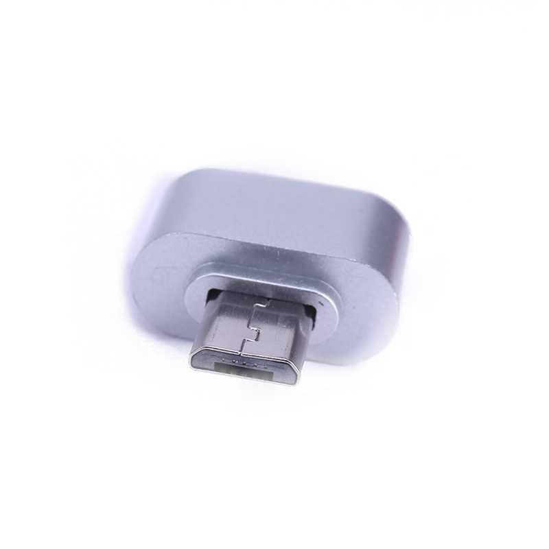 Micro USB OTG 2,0 Umarmung Konverter Typ-C OTG Adapter für Android-Handy Für Samsung Kabel Kartenleser Flash stick OTG Kabel Reader