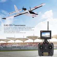 WLtoys XK A1200 RC Airplane with 5.8G FPV Camera Glider Drones with Camera HD Aeromodelo Drone Professional VS Hubsan H501S