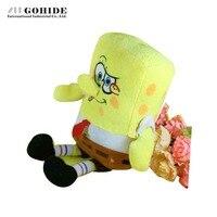 DUH Design de Moda Brinquedo de Pelúcia de Presente de Aniversário Caixa de Música Caixa de Música Para Crianças Crianças Pano Amarelo Presente