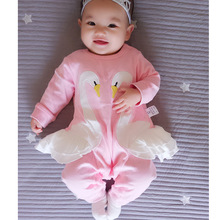 VTOM Hot Sale Baby Rompers Autumn New Kids Clothes Cotton Long-sleeved Jumpsuits  Clothing for Boys and Girls