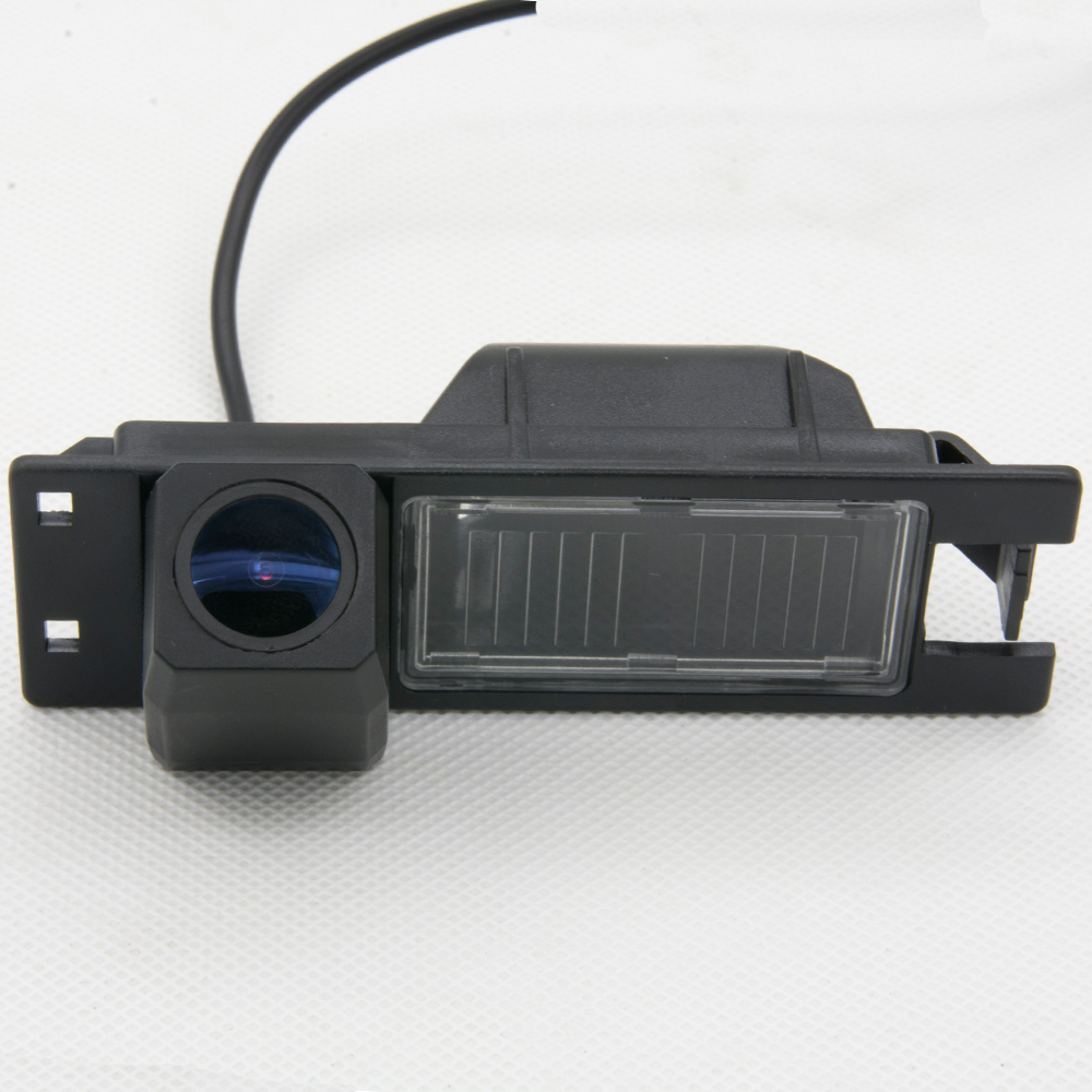 Waterproof Car Rear View Camera with Full HD Night Vision Camera and 170 Degree view Angle